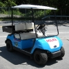 Police Golf Cart